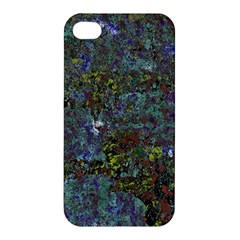 Stone Paints Texture Pattern Apple iPhone 4/4S Hardshell Case