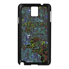 Stone Paints Texture Pattern Samsung Galaxy Note 3 N9005 Case (black)