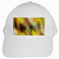 Multi Colored Seamless Abstract Background White Cap