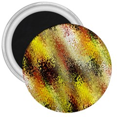 Multi Colored Seamless Abstract Background 3  Magnets