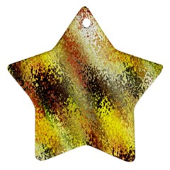 Multi Colored Seamless Abstract Background Ornament (star)
