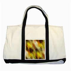 Multi Colored Seamless Abstract Background Two Tone Tote Bag