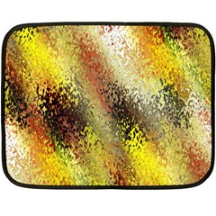 Multi Colored Seamless Abstract Background Fleece Blanket (Mini)