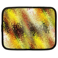 Multi Colored Seamless Abstract Background Netbook Case (xl)