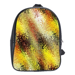 Multi Colored Seamless Abstract Background School Bags(large)