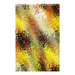 Multi Colored Seamless Abstract Background Shower Curtain 48  x 72  (Small)