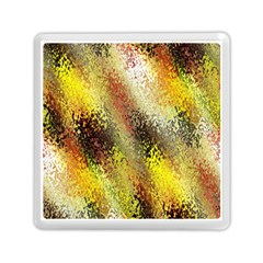 Multi Colored Seamless Abstract Background Memory Card Reader (square)