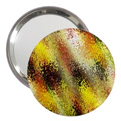 Multi Colored Seamless Abstract Background 3  Handbag Mirrors