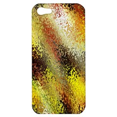 Multi Colored Seamless Abstract Background Apple iPhone 5 Hardshell Case