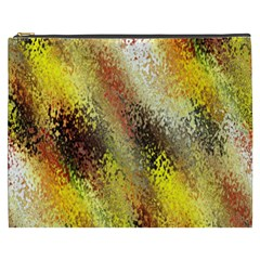 Multi Colored Seamless Abstract Background Cosmetic Bag (XXXL)