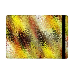 Multi Colored Seamless Abstract Background Apple iPad Mini Flip Case