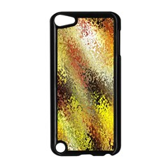 Multi Colored Seamless Abstract Background Apple Ipod Touch 5 Case (black)