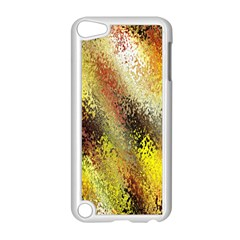 Multi Colored Seamless Abstract Background Apple iPod Touch 5 Case (White)