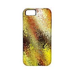 Multi Colored Seamless Abstract Background Apple Iphone 5 Classic Hardshell Case (pc+silicone)