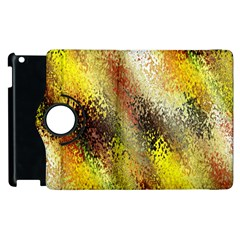 Multi Colored Seamless Abstract Background Apple Ipad 3/4 Flip 360 Case