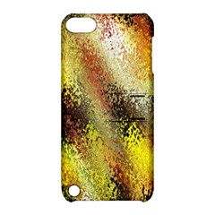 Multi Colored Seamless Abstract Background Apple iPod Touch 5 Hardshell Case with Stand