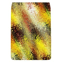 Multi Colored Seamless Abstract Background Flap Covers (S)