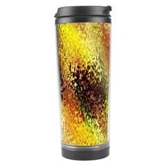 Multi Colored Seamless Abstract Background Travel Tumbler