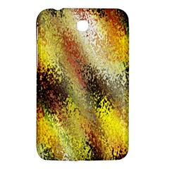 Multi Colored Seamless Abstract Background Samsung Galaxy Tab 3 (7 ) P3200 Hardshell Case