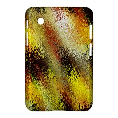 Multi Colored Seamless Abstract Background Samsung Galaxy Tab 2 (7 ) P3100 Hardshell Case