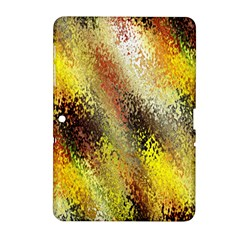 Multi Colored Seamless Abstract Background Samsung Galaxy Tab 2 (10 1 ) P5100 Hardshell Case