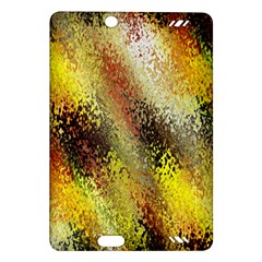 Multi Colored Seamless Abstract Background Amazon Kindle Fire HD (2013) Hardshell Case