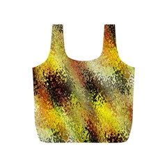 Multi Colored Seamless Abstract Background Full Print Recycle Bags (s)