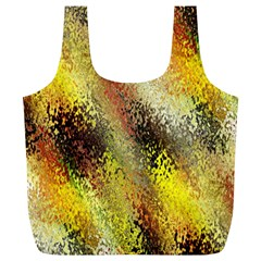 Multi Colored Seamless Abstract Background Full Print Recycle Bags (l)