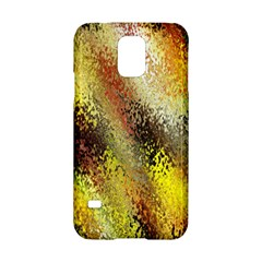 Multi Colored Seamless Abstract Background Samsung Galaxy S5 Hardshell Case