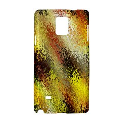 Multi Colored Seamless Abstract Background Samsung Galaxy Note 4 Hardshell Case