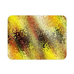 Multi Colored Seamless Abstract Background Double Sided Flano Blanket (mini)