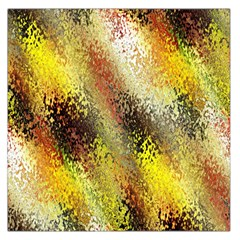 Multi Colored Seamless Abstract Background Large Satin Scarf (Square)