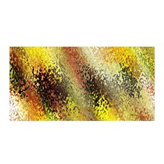 Multi Colored Seamless Abstract Background Satin Wrap
