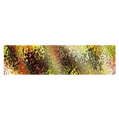 Multi Colored Seamless Abstract Background Satin Scarf (oblong)