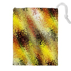 Multi Colored Seamless Abstract Background Drawstring Pouches (xxl)