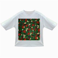 Berries And Leaves Infant/toddler T Shirts
