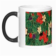 Berries And Leaves Morph Mugs