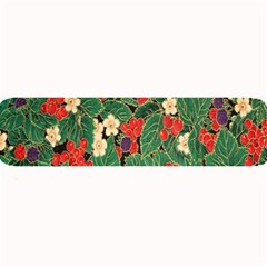 Berries And Leaves Large Bar Mats