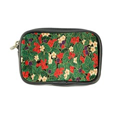 Berries And Leaves Coin Purse