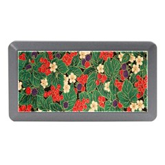 Berries And Leaves Memory Card Reader (Mini)