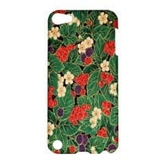 Berries And Leaves Apple iPod Touch 5 Hardshell Case