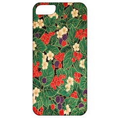 Berries And Leaves Apple iPhone 5 Classic Hardshell Case
