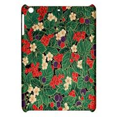 Berries And Leaves Apple iPad Mini Hardshell Case