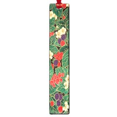 Berries And Leaves Large Book Marks