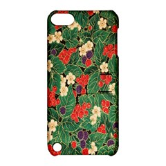 Berries And Leaves Apple iPod Touch 5 Hardshell Case with Stand