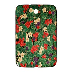 Berries And Leaves Samsung Galaxy Note 8.0 N5100 Hardshell Case