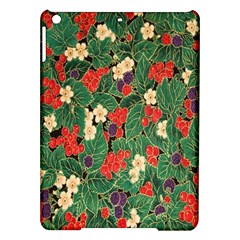 Berries And Leaves iPad Air Hardshell Cases