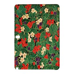 Berries And Leaves Samsung Galaxy Tab Pro 10.1 Hardshell Case