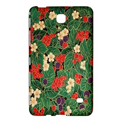 Berries And Leaves Samsung Galaxy Tab 4 (8 ) Hardshell Case