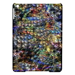 Multi Color Peacock Feathers Ipad Air Hardshell Cases